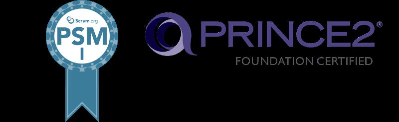 PSM, Prince2